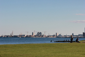 Urban Coastline: Northern Copenhagen Waterfront