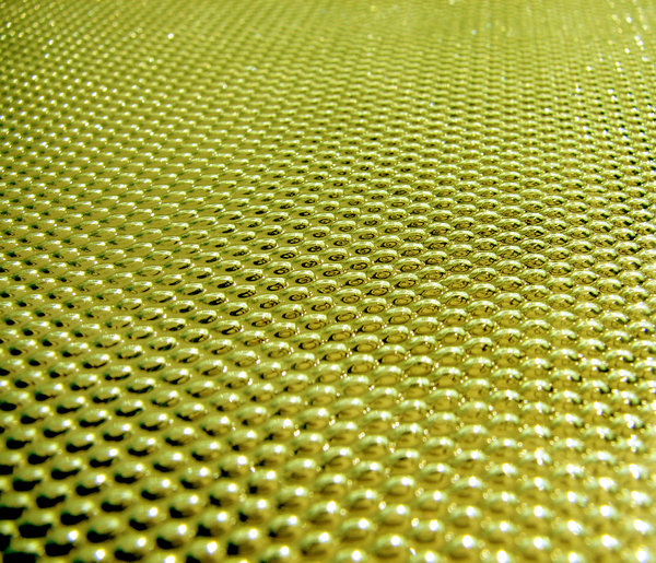 Bubble Surface Texture 4: A nice texture shot of my glass patio table.