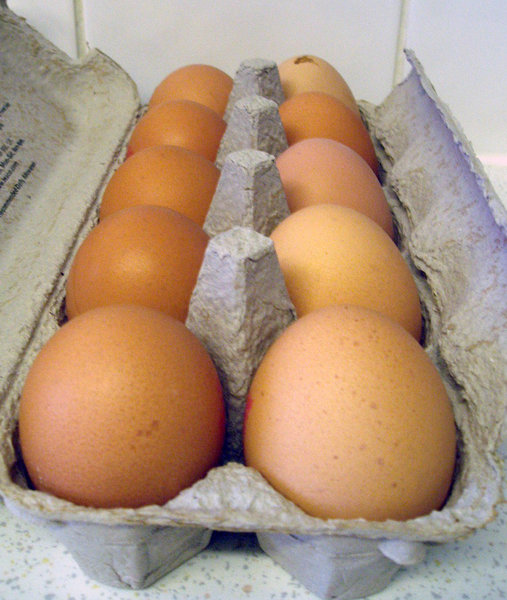 Dirty Dozen: Dozen Eggs