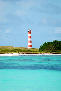 Lighthouse 1: Lighthouse at Los Roques - Venezuela