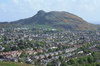 Edinburgh skyline: Skyline/cityscape views of south Edinburgh, Scotland