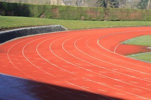 Athletics track: Athletics track