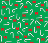 candy canes and bows 1: Christmas background
