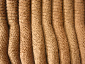 fabric texture 2: brown fabric texture