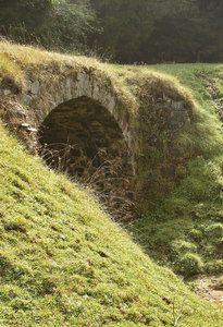 stone bridge 1: stone bridge, Romania