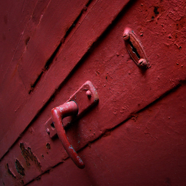 the red door: red door