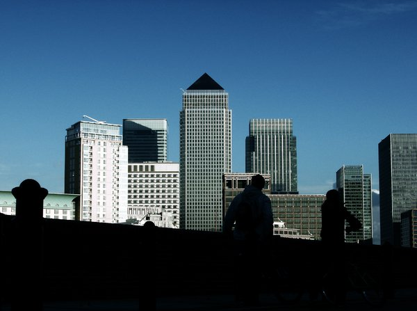 skyscrapers 1: Canary Wharf