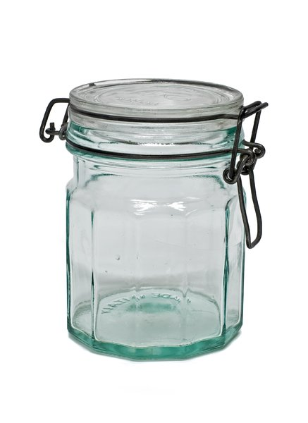 Apothecary Jar: A mostly decorative jar for pasta and other food products.