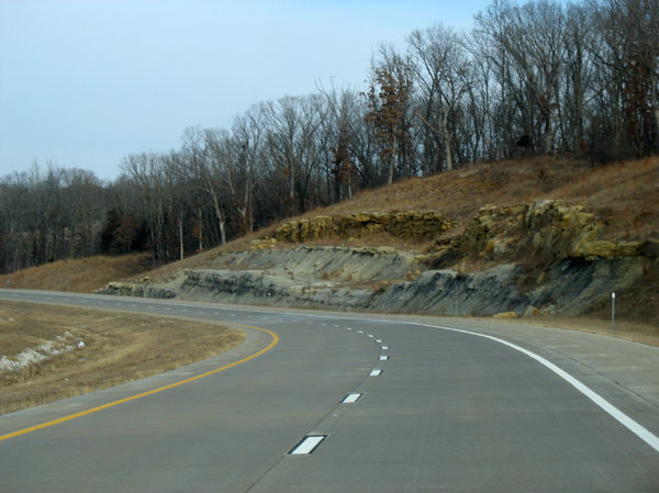 open road: the open road, in missouri.