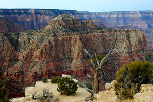 Grand Canyon Scenic 2: grand canyon, rock, geology, stone, landscape