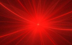 Red Black Hole: Computed with Apophysis.
