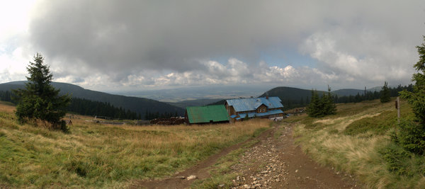 Black Mountain: Mountains in Polen