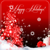 Happy Holidays: Christmas And New Year's Holidays