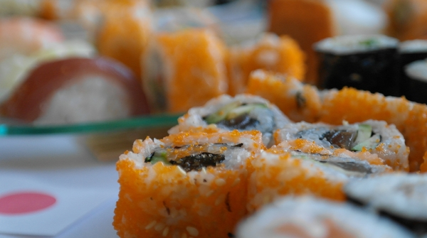 sushi3: selfmade, selfrolled