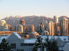 Vancouver, BC Canada: View from Fairview Slopes