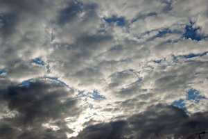Clouds 3: Sky and clouds over Poland