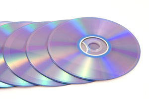 DVD 2: Recordable dvd plates