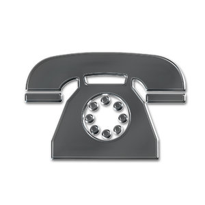Telephone icon 10: Phone pictogram