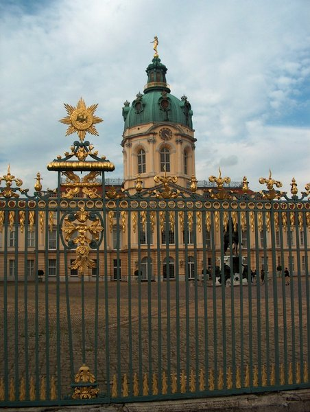 Baroque Charlottenburg Palace : Schloss Charlottenburg is the largest existing palace in Berlin. It is located in the Charlottenburg district of the Charlottenburg-Wilmersdorf area