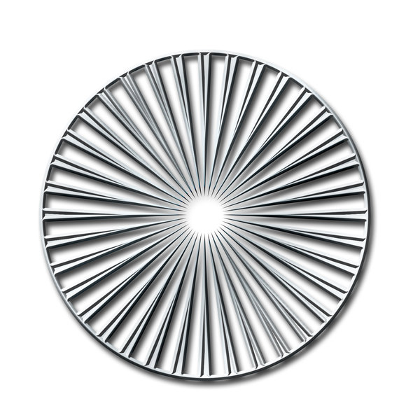 Delusion wheel 5: Wheel for optical illusions