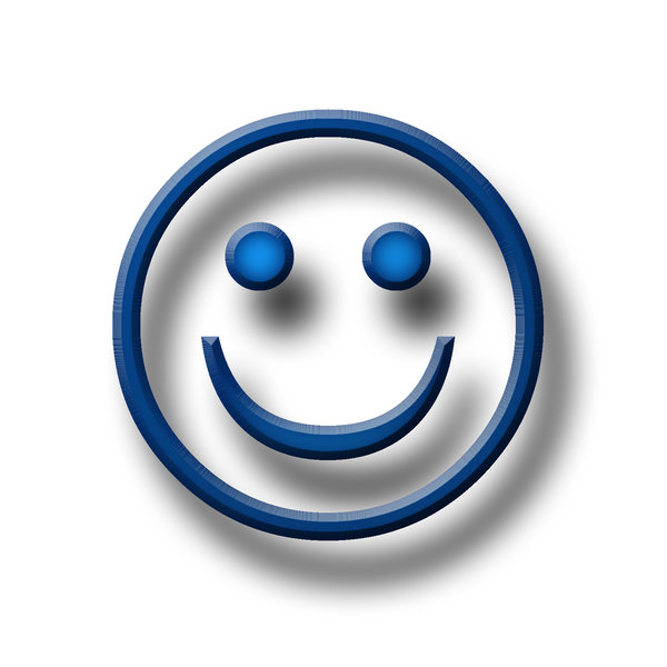 Smile emoticon  10: Happy pictogram