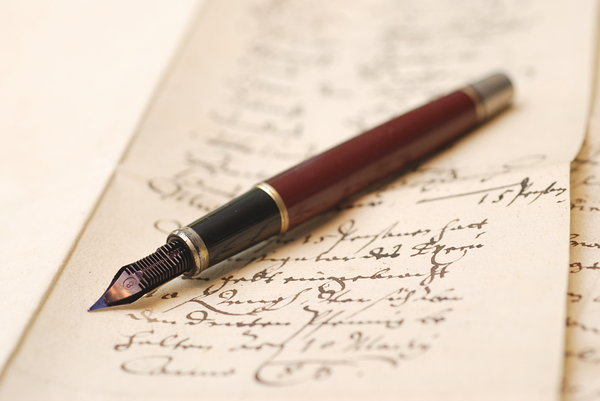 Vintage fountain pen 3 | Free stock photos - Rgbstock - Free stock ...