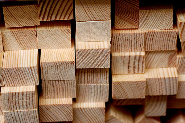 Texture with wood 5: Pattern with boards