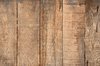 Wood slat flooring 1: Parallel wood slat flooring in an unfinished texture.