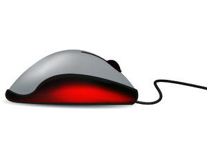 Optical mouse: no description
