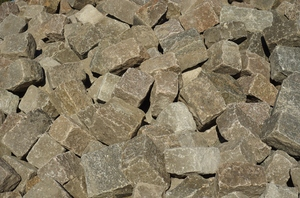 Texture - pavement stones: Square pavement stones