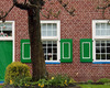 Typical farmhouse: Typical farmhouse at Staphorst in Holland