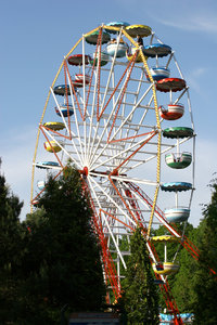 lunapark: big wheel