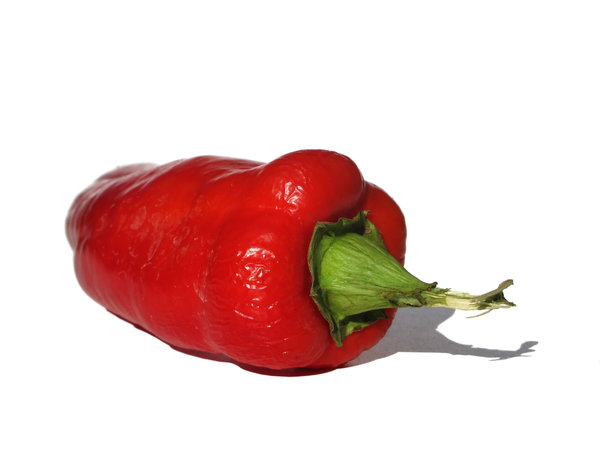 red pepper: none