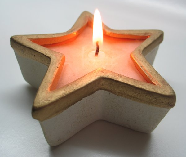 star candle: none