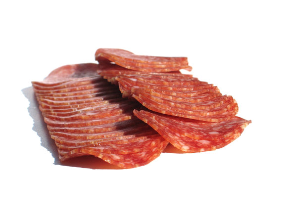sliced salami 3: none