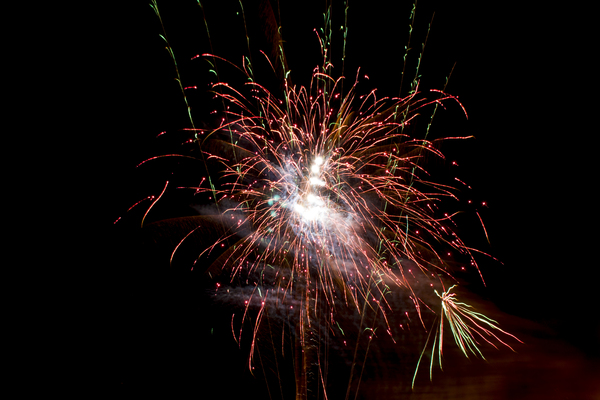 Fireworks: Fireworks Display