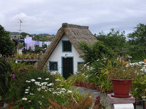 Madeira house: Typical farm in Madeira