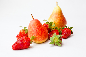 Fresh Fruits 3: Photo of fresh fruits