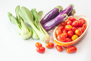 Fresh Vegetables 5: Photo of fresh vegetables and fruits