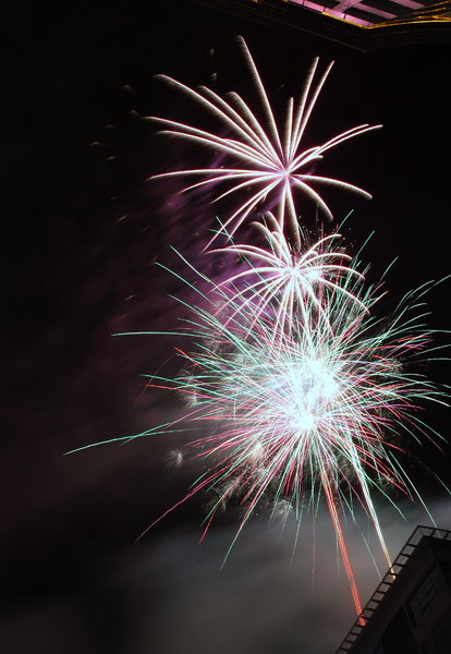 Fireworks Display 3: