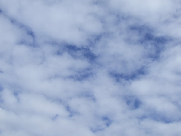 Blue Clouds: Just a random photo I took of some clouds. Good to use as a background image.
