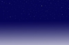 Cold night sky: Graphic of a cold night sky.