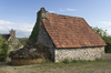 Old cottage: An old rural cottage in France.