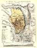 Old map: An old map of Jerusalem from The Commentary Wholly Biblical, 1856, copyright expired.