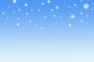 Snowflakes background: Snowflakes graphic, useful as a background