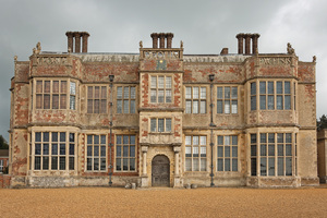 Stately home: Felbrigg Hall, an historical stately house in Norfolk, England. Photography of this National Trust property was freely permitted.