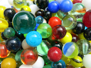marbles: