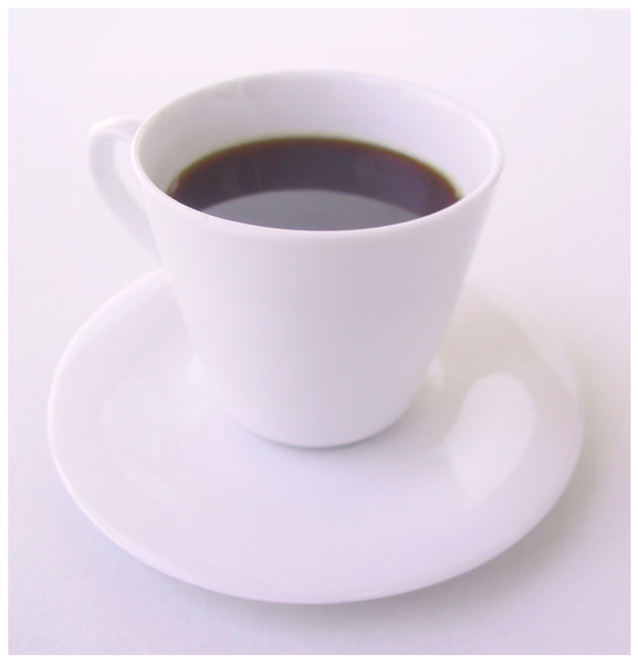 coffee cup 1: There is nothing better than a small cup of nice italian espresso in the morning.