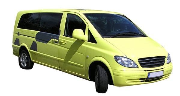 Minibus painted lime: A minibus cutout.Please comment this shot or mail me if you found it useful. Just to let me know!I would be extremely happy to see the final work even if you think it is nothing special! For me it is (and for my portfolio)!