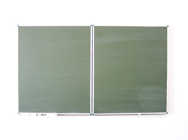 Blackboard: Or a greenboard